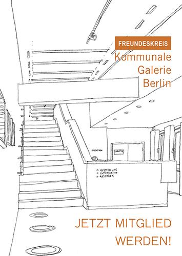 freundeskreis kommunale galerie. Black Bedroom Furniture Sets. Home Design Ideas